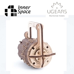 Ugears - Combination Lock